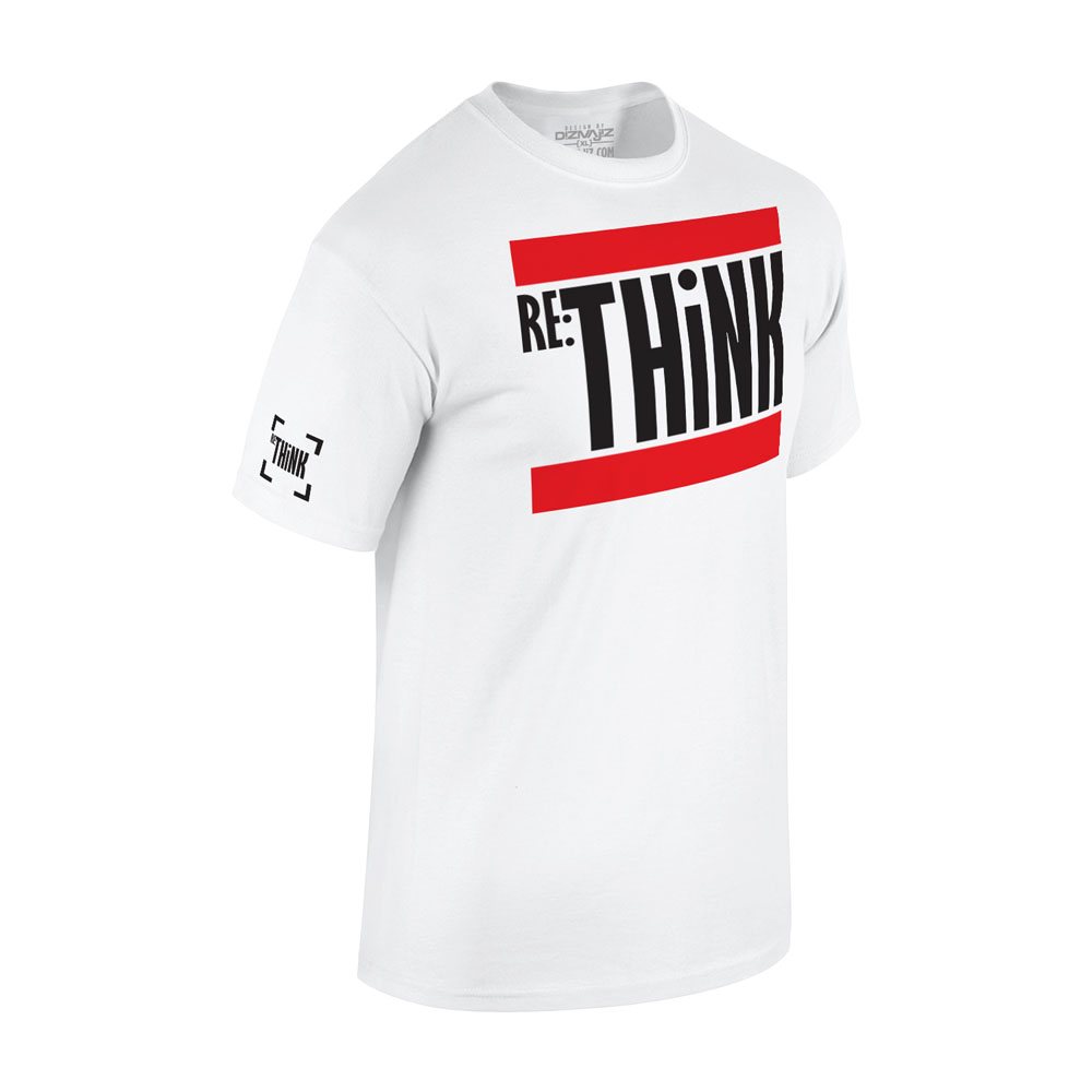RETHiNK THROWBACK TSHIRT