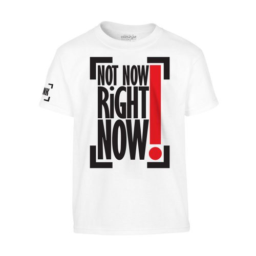 RETHiNK RiGHT NOW TSHIRT
