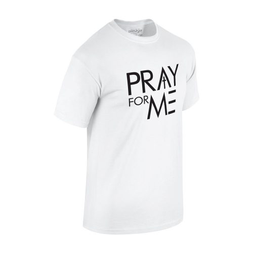 DiZMAJiZ PRAY FOR ME TSHIRT